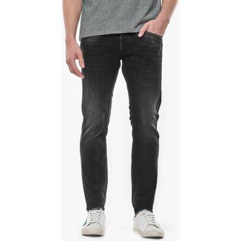Vêtements Homme Jeans Japan Rags Tank 700/11 slim jeans l32 noir n°1 BLACK L32