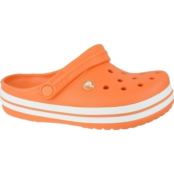 Chaussures Enfant Sabots Crocs Crocband Clog K Orange