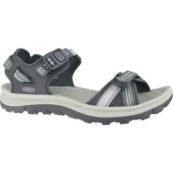 Chaussures Femme Sandales sport Keen Wms Terradora II Open Toe Gris