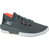 Chaussures Homme Baskets basses Under Armour SC 3ZERO Iii Gris