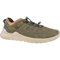 Chaussures Homme Baskets basses Keen Highland Olive,Beige