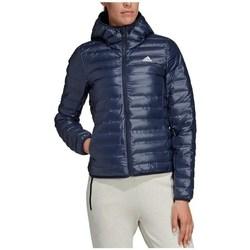 Vêtements Femme Doudounes adidas Originals W Varilite HO Jacket Bleu marine