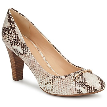 Chaussures Femme Escarpins Geox MARIELE POMA BEIGE