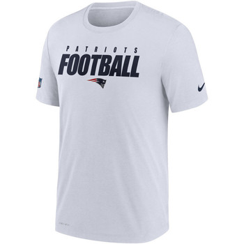 Vêtements T-shirts manches courtes Nike T-Shirt NFL New England Patrio Multicolore