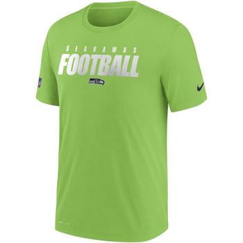 Vêtements T-shirts manches courtes Nike T-Shirt NFL Seattle Seahawks N Multicolore