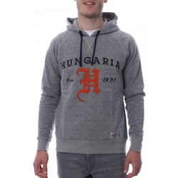 Vêtements Homme Sweats Hungaria H-15TLU0F0KN Gris
