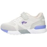 Chaussures Fille Baskets basses Lumberjack SG62111001C27 Blanc
