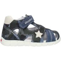 Chaussures Garçon Sandales et Nu-pieds Balocchi 103306 Bleu