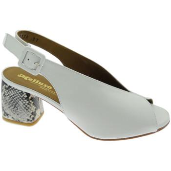 Chaussures Femme Sandales et Nu-pieds Melluso MEN622PTbi bianco