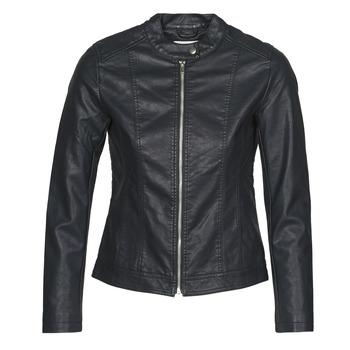 Vêtements Femme Vestes en cuir / synthétiques JDY JDYSTORMY Noir