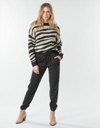 Vêtements Femme Chinos / Carrots JDY JDYCATIA Noir