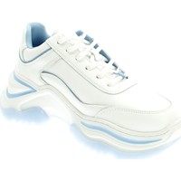 Chaussures Femme Baskets basses Windsor Smith CHAOS Bianco