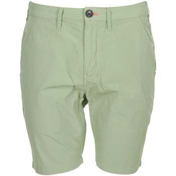 Vêtements Homme Shorts / Bermudas Paul Smith Bermuda Regular-fit coton vert