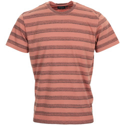 Vêtements Homme T-shirts manches courtes Paul Smith Tee Shirt Regular Fit rose