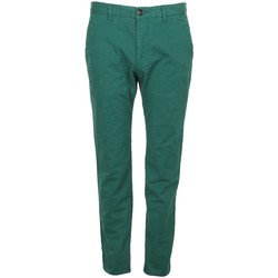 Vêtements Homme Chinos / Carrots Paul Smith Pantalons Chino Slim fit vert