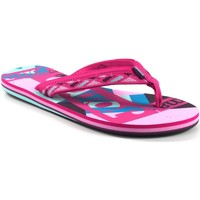 Chaussures Fille Tongs Joma Trento 2010 plage fille rose Rose