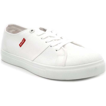 Chaussures Homme Baskets basses Levi's Pillsbury blanc