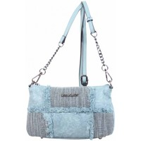 Sacs Femme Sacs Bandoulière Mac Alyster Petit sac bandoulière chaîne  panache bleu Multicolor