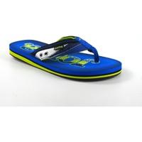 Chaussures Garçon Tongs Joma Beach boy  trento 2004 bleu Bleu