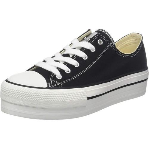 Chaussures Femme Baskets basses Victoria 1061100 noir