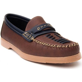 Chaussures Homme Mocassins Montevita 65794 LEATHER