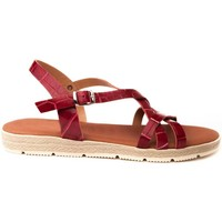 Chaussures Femme Sandales et Nu-pieds Wikers 66889 RED