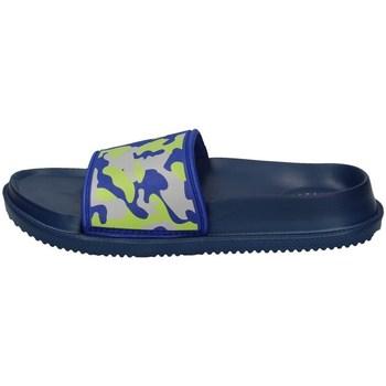 Chaussures Garçon Claquettes De Fonseca ELBA E K625 BLEU