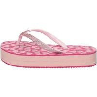 Chaussures Fille Claquettes De Fonseca VIESTE E G614 ROSE