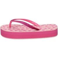 Chaussures Fille Tongs De Fonseca VIESTE E G614 FUCHSIA