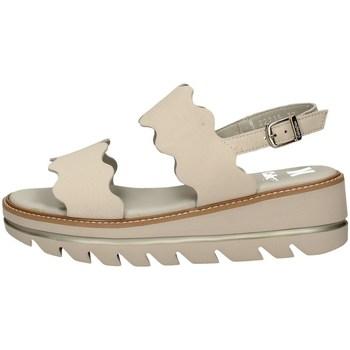Chaussures Femme Sandales et Nu-pieds CallagHan 22715 GRIS