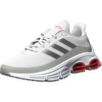 Chaussures Enfant Baskets basses adidas Originals Quadcube Blanc, Gris