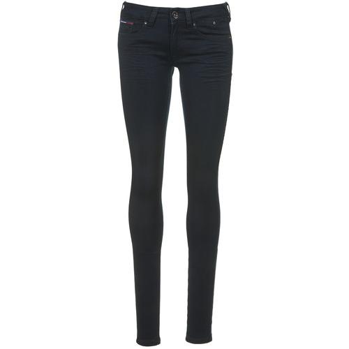Vêtements Femme Jeans slim Hilfiger Denim SOPHIE Bleu foncé