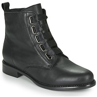 Chaussures Femme Boots Betty London NAMA Noir