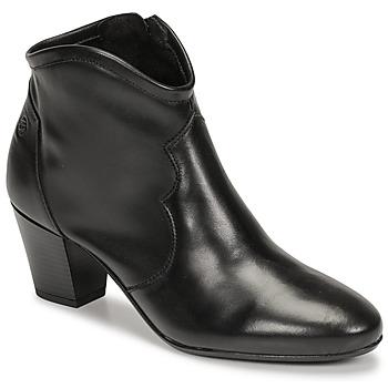 Chaussures Femme Bottines Betty London NORIANE Noir