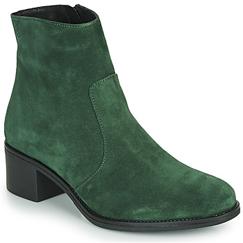 Chaussures Femme Bottines Betty London NOUME Vert