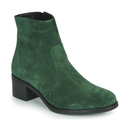 Chaussures Femme Bottines Betty London NOUME Vert