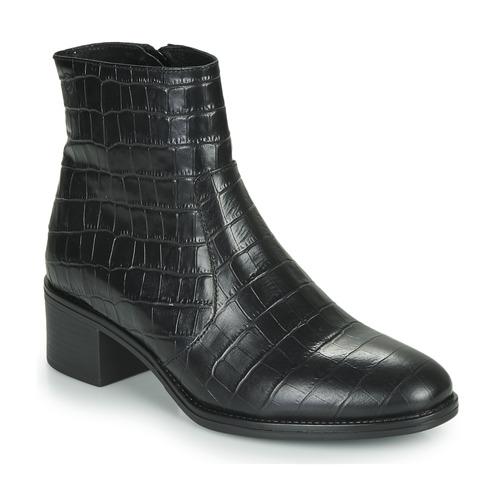 Chaussures Femme Bottines Betty London NOUME Noir