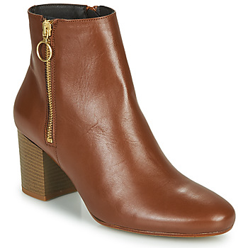 Chaussures Femme Bottines Betty London NILIVE Camel