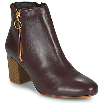 Chaussures Femme Bottines Betty London NILIVE Bordeaux