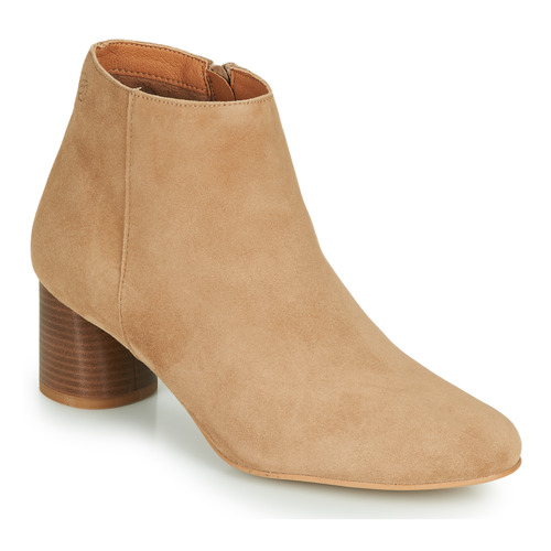 Chaussures Femme Bottines Betty London NILOVE Beige