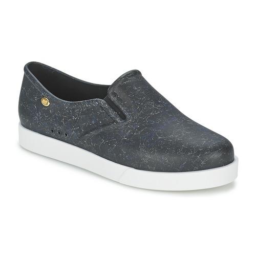 Chaussures Femme Slips on Mel KICK Noir