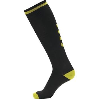 Accessoires Chaussettes Hummel Chaussettes  Elite Indoor High noir/rouge