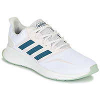 Chaussures Baskets basses adidas Performance RUNFALCON Blanc