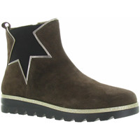 Chaussures Fille Boots Reqin's JADE Beige
