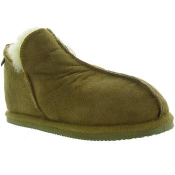 Chaussures Garçon Chaussons Shepherd MARSEILLE Marron