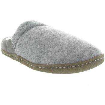 Chaussures Femme Chaussons Sorel NAKISKA SCUFF Gris