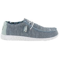 Chaussures Homme Baskets basses Hey Dude WALLY SOX Gris