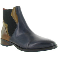 Chaussures Femme Bottines Everybody 58594 Bleu
