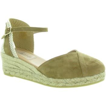 Chaussures Femme Espadrilles Gaimo COPITA Marron