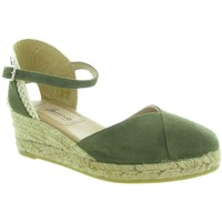 Chaussures Femme Espadrilles Gaimo COPITA Vert